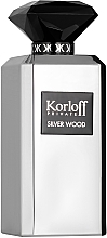 Parfumuri și produse cosmetice Korloff Paris Silver Wood - Apă de parfum
