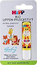 Parfumuri și produse cosmetice Ruj igienic pentru copii, galben - HiPP Babysanft