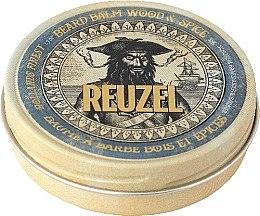 """Parfumuri și produse cosmetice Balsam pentru barbă """"Lemn și Mirodenii"""" - Reuzel Beard Balm Wood And Spice"""