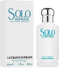 Luciano Soprani Solo Soprani - Apă de toaletă — Imagine N2