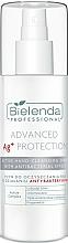 Parfumuri și produse cosmetice Lichid antibacterian pentru mâini - Bielenda Professional Advanced Ag+ Protection