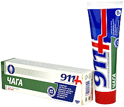 """Parfumuri și produse cosmetice Gel-balsam pentru corp """"Chaga"""" - 911"""
