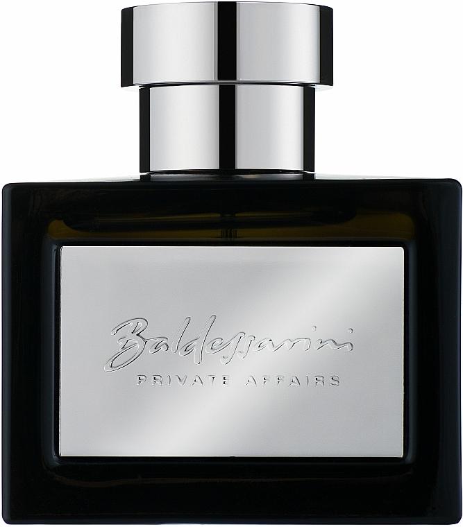 Baldessarini Private Affairs - Apă de toaletă — Imagine N1
