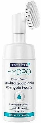 Spumă de curățare pentru față - Novaclear Hydro Facial Foam