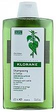 Șampon pentru păr gras - Klorane Seboregulating Treatment Shampoo with Nettle Extract — Imagine N1