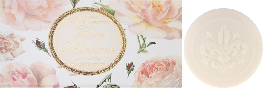 "Set săpunuri de toaletă ""Trandafir"" - Saponificio Artigianale Fiorentino Rose Blossom"