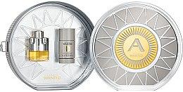 Parfumuri și produse cosmetice Azzaro Wanted Set - Set (edt/50ml + deo/75ml)