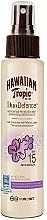 Parfumuri și produse cosmetice Spray răcoritor de protecție solară SPF15 - Hawaiian Tropic Duo Defence Refresh Sun Protection Mist SPF15