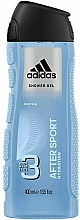 Parfumuri și produse cosmetice Gel de duș - Adidas After Sport 3 Protein Shower Gel