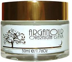 Parfumuri și produse cosmetice Cremă de noapte pentru față - Arganour Anti-Aging Night Cream