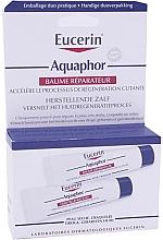 Parfumuri și produse cosmetice Set - Eucerin Aquaphor Skin Repairing Balm (balm/2x10ml)