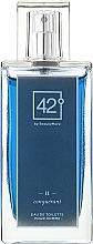 Parfumuri și produse cosmetice 42° by Beauty More II Conquerant - Apă de toaletă