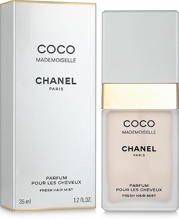 Chanel Coco Mademoiselle Hair Mist - Spray parfumat pentru păr — Imagine N1