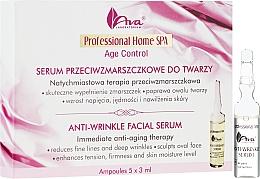 Parfumuri și produse cosmetice Ser pentru față - Ava Laboratorium Home SPA Anti-Wrinkle Facial Serum