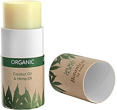 Parfumuri și produse cosmetice Balsam cu ulei de cânepă pentru buze - Laura Conti Botanical Lip Balm