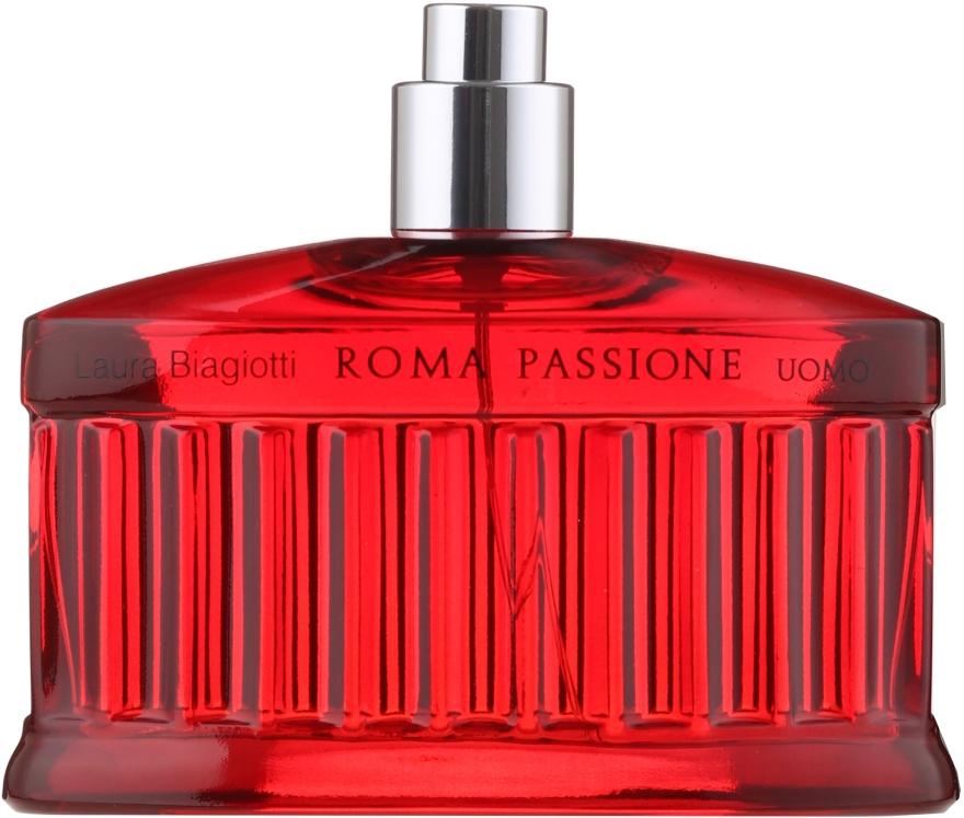 Laura Biagiotti Roma Passione Uomo - Apă de toaletă (tester fără capac) — Imagine N1