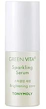 Parfumuri și produse cosmetice Ser facial - Tony Moly Green Vita C Sparkling Serum