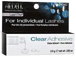Parfumuri și produse cosmetice Adeziv genele false - Ardell Lashtite Adhesive Clear