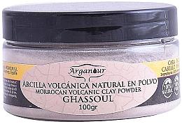 Parfumuri și produse cosmetice Mască de argilă pentru față și păr - Arganour Morrocan Volcanic Clay Powder