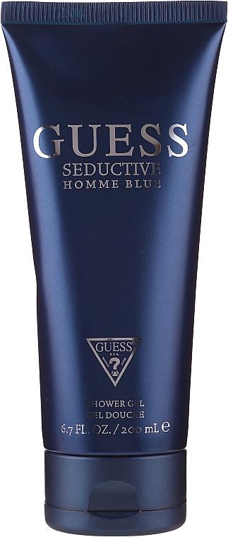 Guess Seductive Homme Blue - Set (edt/100ml + deo/226ml + sh/gel/200ml) — Imagine N5