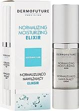 Parfumuri și produse cosmetice Elixir hidratant pentru față - DermoFuture Normalizing Moisturizing Elixir