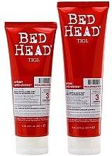 Set - Tigi Bed Head Hair Resurrection Set (shm/250ml + cond/200ml) — Imagine N3