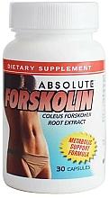 "Parfumuri și produse cosmetice Supliment alimentar ""Forskolin"" - Absolute Nutrition Absolute Forskolin Capsules"