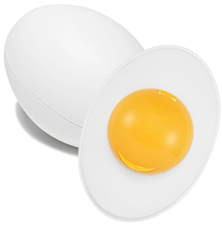 Peeling gel cu extract de gălbenuș de ou - Holika Holika Egg Skin Peeling Gel