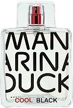 Parfumuri și produse cosmetice Mandarina Duck Cool Black Men - Apă de toaletă (tester cu capac)