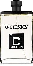 Parfumuri și produse cosmetice Evaflor Whisky Carbon Pour Homme - Apă de toaletă