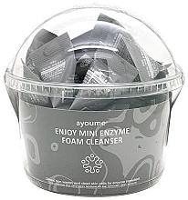 Parfumuri și produse cosmetice Spumă enzimatică de curățare pentru față - Ayoume Enjoy Mini Enzyme Foam Cleanser