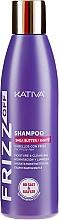 Parfumuri și produse cosmetice Șampon de păr - Kativa Frizz Off Shampoo