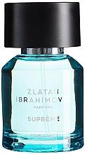 Parfumuri și produse cosmetice Zlatan Ibrahimovic Supreme Pour Homme - Apă de toaletă (Tester fără capac)