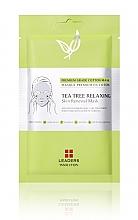 Parfumuri și produse cosmetice Mască de față - Leaders Tea Tree Relaxing Skin Renewal Mask