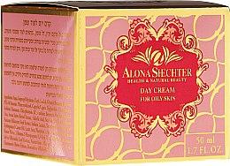 Parfumuri și produse cosmetice Cremă de zi pentru ten gras - Alona Shechter Day Cream For Oily Skin