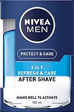 Set - Nivea Men Protect&Care (foam/200ml + balm/100ml) — Imagine N3