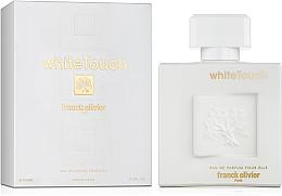 Franck Olivier White Touch - Apă de parfum — Imagine N2