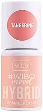 Parfumuri și produse cosmetice Gel lac de unghii - Wibo Mood Hybrid UV Nail Polish