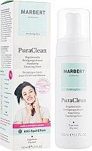 Parfumuri și produse cosmetice Spumă de curățare pentru față - Marbert Pura Clean Regulating Cleansing Foam