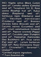 Ser pentru ochi - Wooden Spoon Super Seeds Bulgarian Rose Oil Anti-aging Eye Serum — Imagine N4