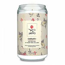 Parfumuri și produse cosmetice Lumânare parfumată, în borcan din sticlă - FraLab Jappo Ganbaru Coconut Candle