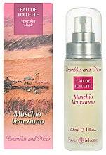 Parfumuri și produse cosmetice Frais Monde Venetian Musk - Apă de toaletă