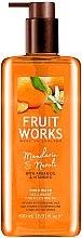 """Parfumuri și produse cosmetice Săpun de mâini """"Mandarină și Neroli"""" - Grace Cole Fruit Works Hand Wash Mandarin & Neroli"""
