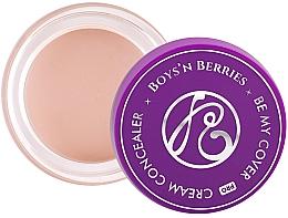Parfumuri și produse cosmetice Concealer pentru față - Boys`n Berries Be My Cover Pro Cream Concealer