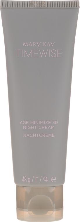 Set pentru îngrijirea tenului normal și uscat - Mary Kay TimeWise Age Minimize 3D (cleanser/127g+d/cr/48g+n/cr48g+eye/cr/14g+bag) — Imagine N6