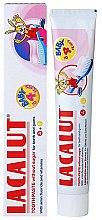 """Parfumuri și produse cosmetice Pastă de dinți pentru copii """"Baby"""" - Lacalut Baby Toothpaste"""