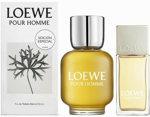Loewe Loewe Pour Homme - Set (edt/200ml + edt/30ml) — Imagine N1