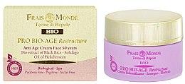 Parfumuri și produse cosmetice Cremă de față 50+ - Frais Monde Pro Bio-Age Restructure AntiAge Face Cream 50Years
