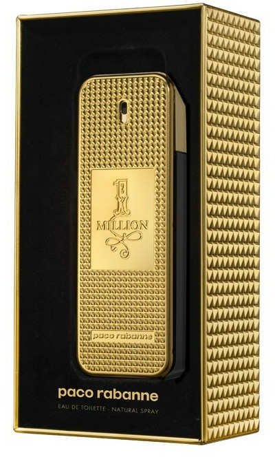 Paco Rabanne 1 Million Collector's Edition - Apă de toaletă — Imagine N1