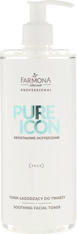 Tonic pentru ten sensibil - Farmona Pure Icon Toner